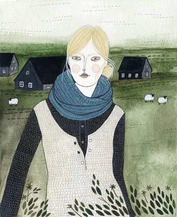 art by Yelena Bryksenkova   creative emotional illustration art drawings, pictures, deep feelings   imagenes bellas, emociones sentimientos