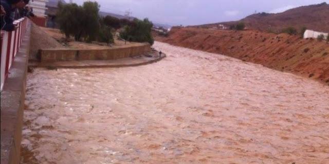 الأمطار الطّوفانيّة بتطاوين كما عاشها برفنكيار