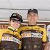 Pablo Guerrero y María Díaz, líderes de la Vuelta Andalucía MTB 2018
