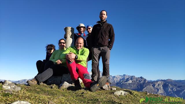 Cima del Pico Pierzu