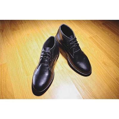 Grosir Sepatu Kulit Pria Murah