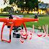 استخدام الطائرات بدون طيار ذاتية التحكم لمشاهدة البنية التحتية للمدن