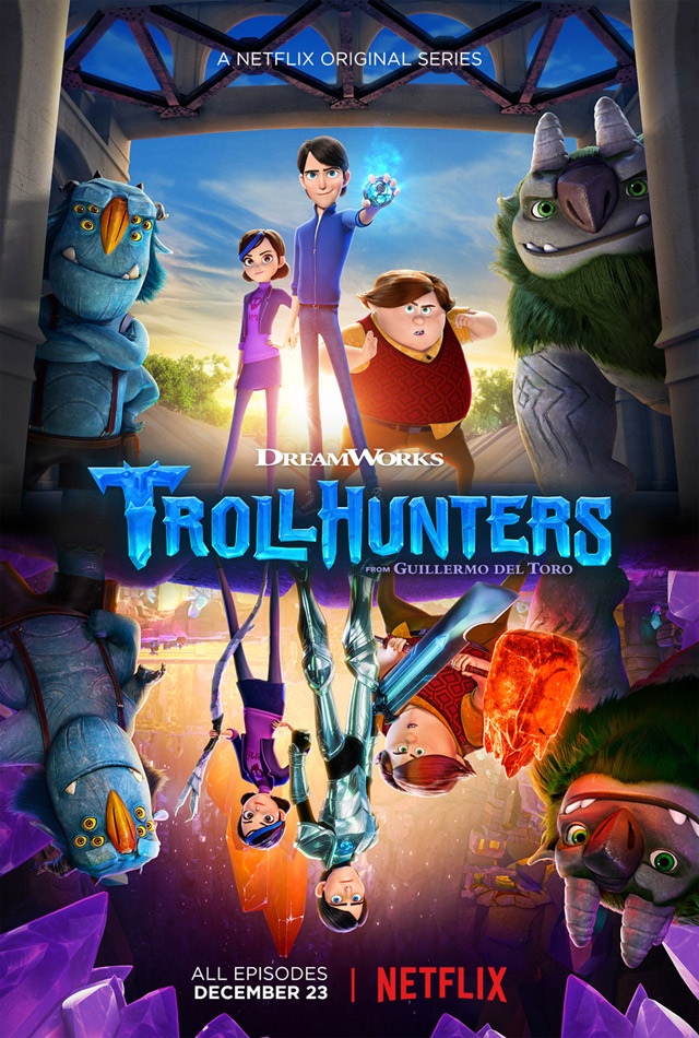Trollhunters 2016: Season 1