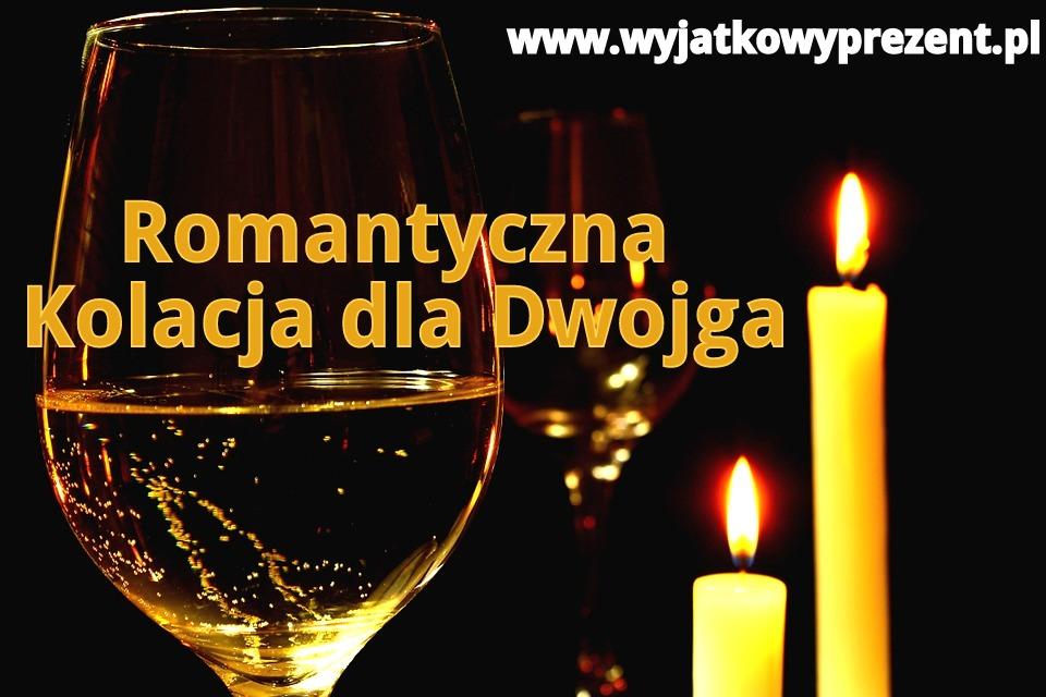 Romantyczna kolacja dla Dwojga - Dla takich chwil warto żyć :)
