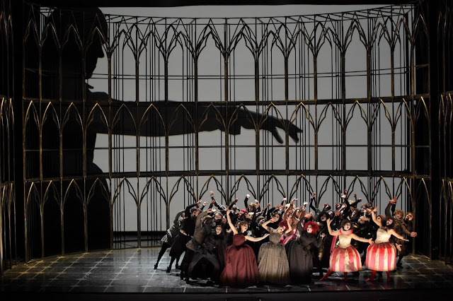Gounod: Faust - Latvian National Opera (Photo: Agnese Zeltina (c) Latvian National Opera and Ballet)