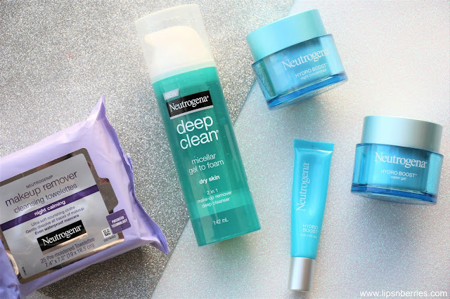 Neutrogena Deep Clean Micellar Gel to Foam Cleanser Review
