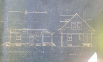 blue prints gordon van tine no 140