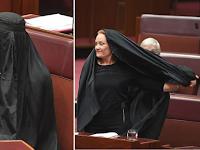Lihatlah, Niat Hati Mau Sindir Islam, Anggota Senat Ini Malah Dipermalukan Orang Banyak