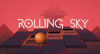 Download Rolling Sky Mod Apk Full Version [Unlimited Ball]