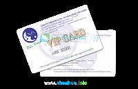 In thẻ khuyến mãi cộng dồn điểm tích lũy cho khách hàng