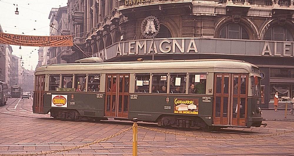 tram milano 5200 orefici torino alemagna