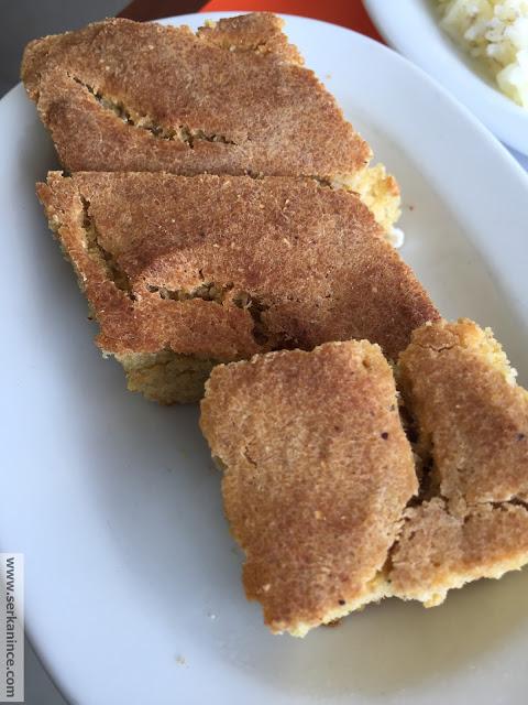 Lobya Karadeniz mısır ekmeği