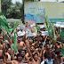 पटना में भाजपा और राजद कार्यकर्ताओं के बीच झड़प, पथराव