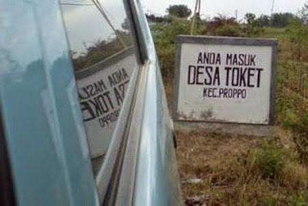 Desa Toket