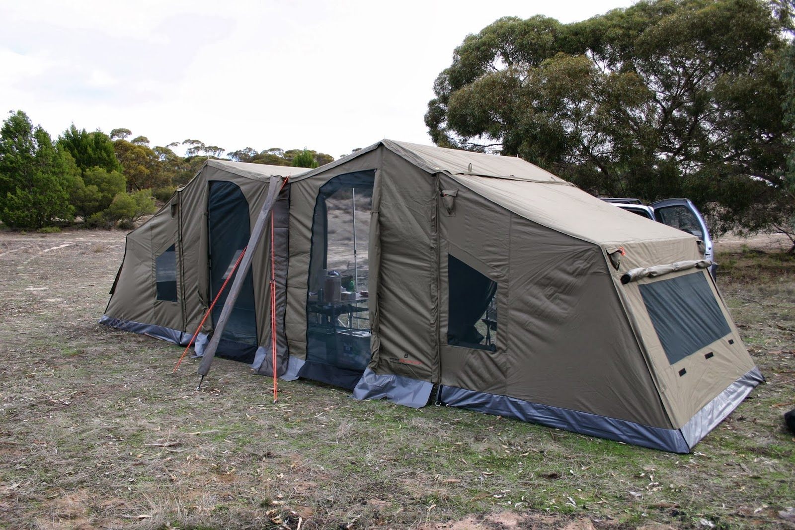 Family Tent Camping Oztent Usa
