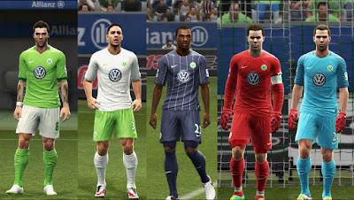 VfL Wolfsburg 2016-17
