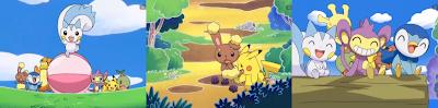Pokémon - Temporada 10 - Corto 1: El Club De Exploración De Pikachu Idioma Disponible Japones
