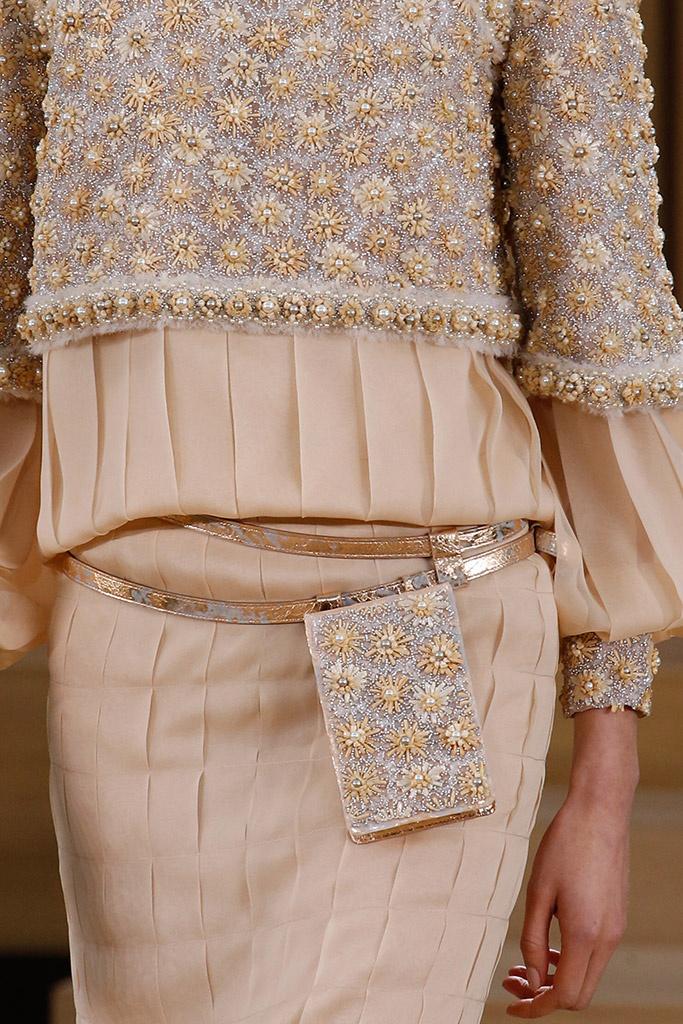 Chanel detalles details alta costura