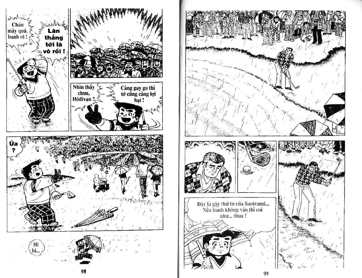 Ashita Tenki ni Naare chapter 27 trang 48