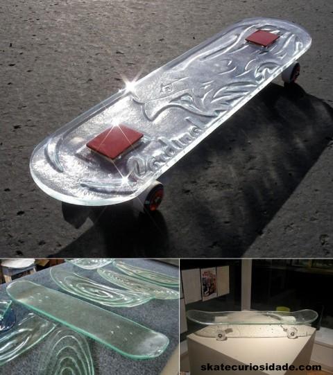 Planet Skate Shop  Shape feito de vidro temperado 844c6624c17