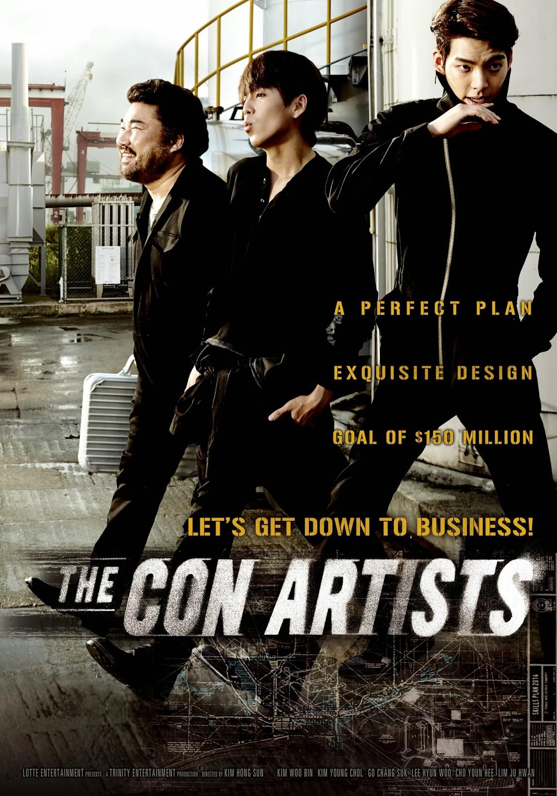 The Con Artists (2014) ταινιες online seires xrysoi greek subs