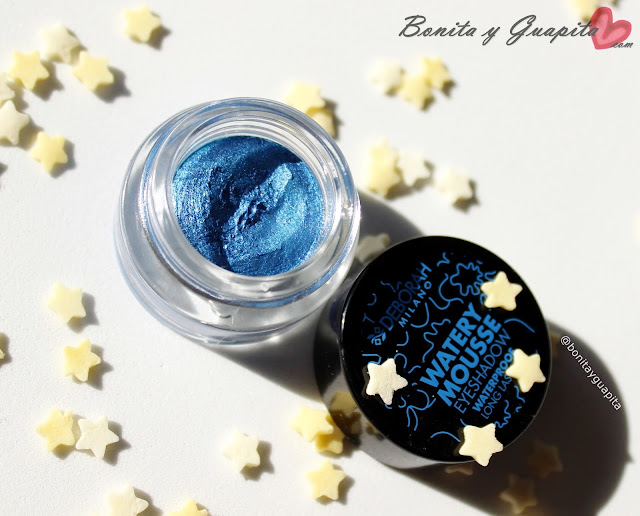 deborah watery mousse azul