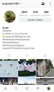 Mapa de fotos Instagram - sergioski1982.
