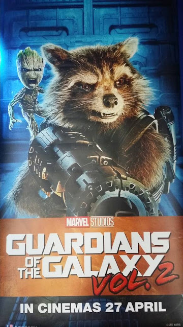 Guardian of The Galaxy Volume 2