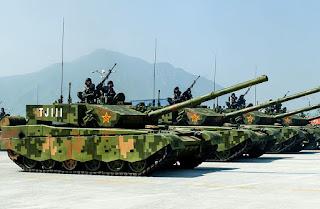 Tank Tipe 99 China
