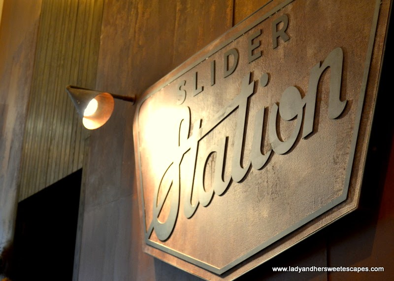 Slider Station at The Galleria Mall Dubai