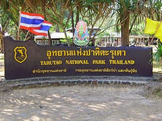 Parque Nacional Marino de Tarutao