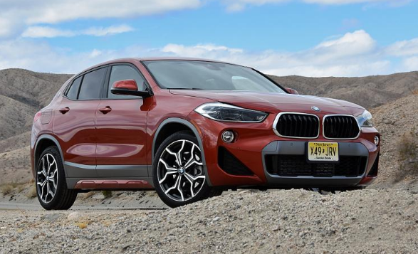2019 BMW X2 xDrive28i Review