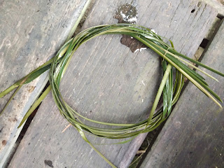 Tali dari batang bamban