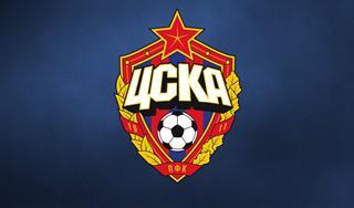 CSKA Moscow Logo Wallpaper