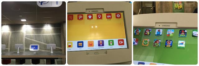 McDonald's tablets