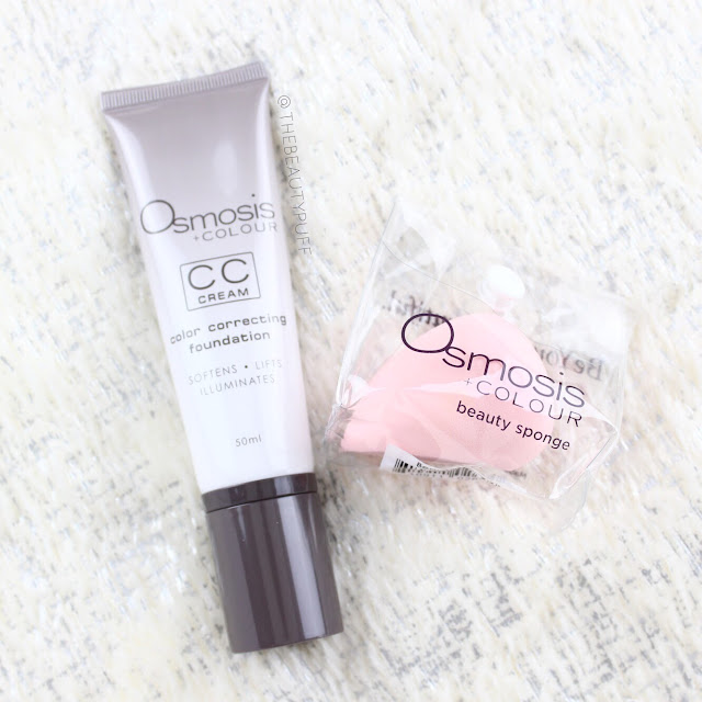 Osmosis Colour Beauty Sponge  |  The Beauty Puff