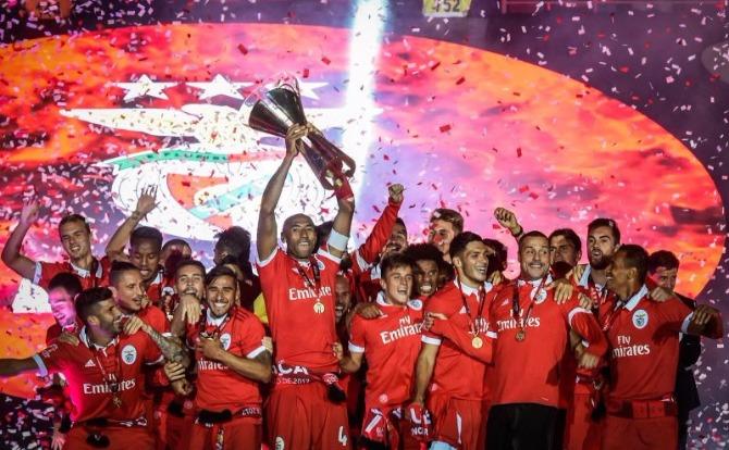 Benfica Futebol Plantel 2017/18