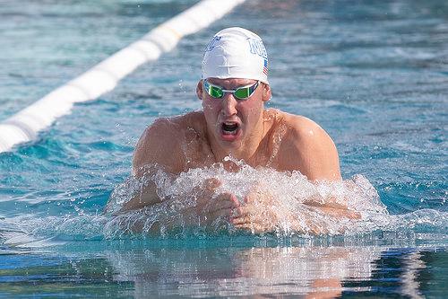 american swimmer Chase Kalisz