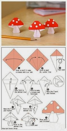origami printables for kids