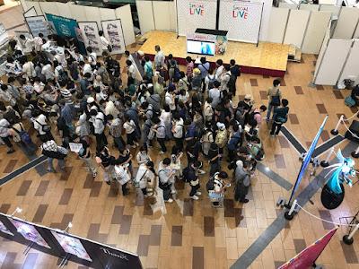 初音ミク10th Anniversary パパパ・パーティー in AEON