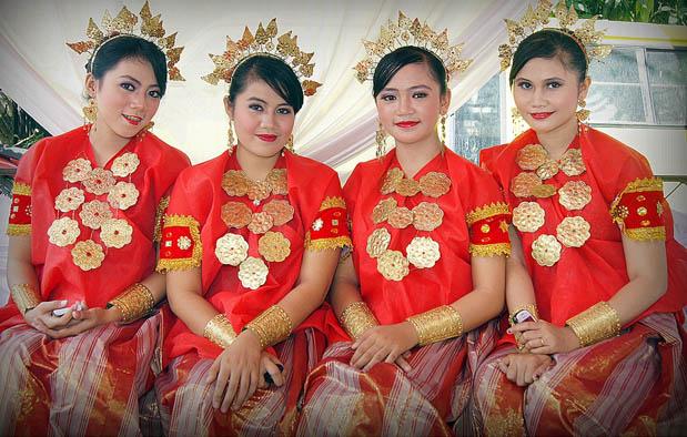 Gambar Pakaian Adat Sulawesi Selatan