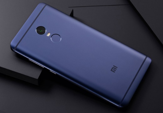 Xiaomi Redmi Note 4 (high-end) with 4GB RAM,  64 GB storage and two colour options announced; will go on sale tomorrow