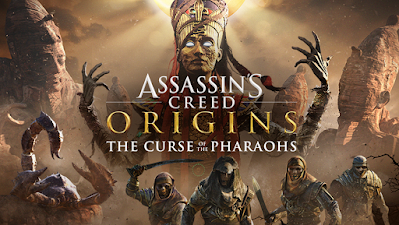 Download Game Assassins Creed Origins The Curse of the Pharaohs PC