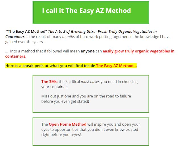 The Easy Az Method, The Easy Az Method Review