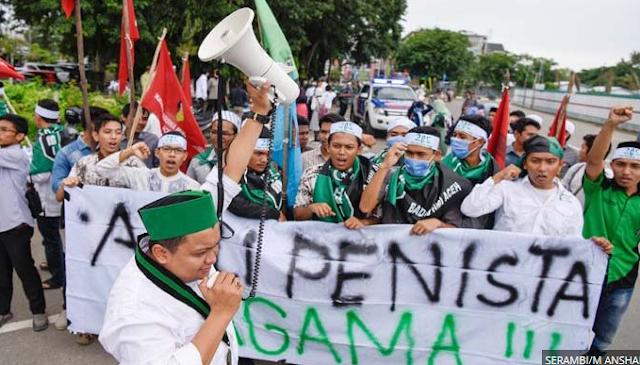 Gawat Mahasiswa Aceh Janji Kawal Proses Hukum Ahok