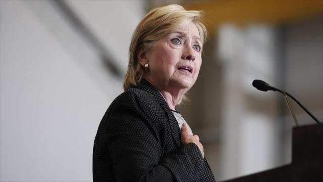 Wikileaks: Clinton mintió sobre venta de armas a EIIL y Al-Qaeda