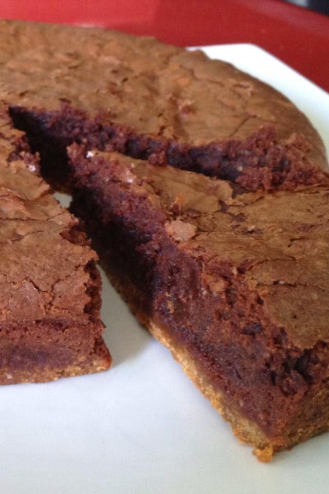 Fondant au chocolat sur biscuit sp culoos en k de gourmandises - Fondant au chocolat en poudre ...