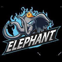 logo gajah keren