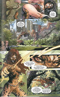 """Reseña de """"Liga de la justicia: El trono de Atlantis"""" de Geoff Johns [ECC Ediciones]"""