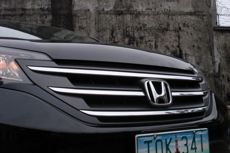 Review: 2012 Honda CR-V 4WD | Philippine Car News, Car
